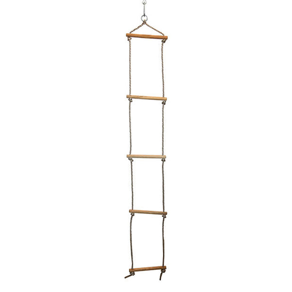 Rung Rope Ladder