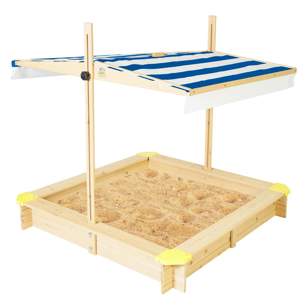 Joey Sandpit with Canopy