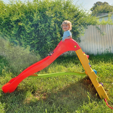 Starplay Climbing Wall & Slide