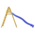 Jumbo 3m Climb & Slide in Blue