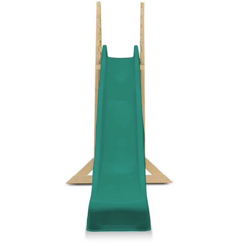 Jumbo 3m Climb & Slide in Green