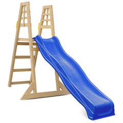 Sunshine 2.2m Climb & Slide in Blue