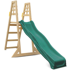 Sunshine 2.2m Climb & Slide in Green