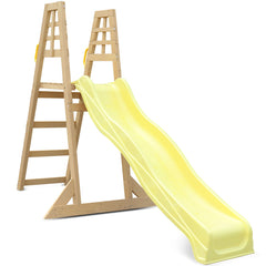 Sunshine 2.2m Climb & Slide in Yellow