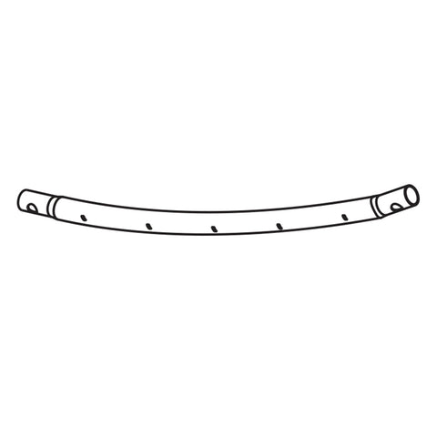 10ft Spring Frame Rail (HJP/HJ2, Top)
