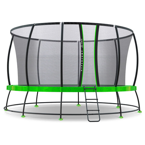 14ft HyperJump3 Springless Trampoline