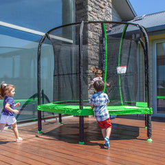 7ft HyperJump Hoppy Trampoline