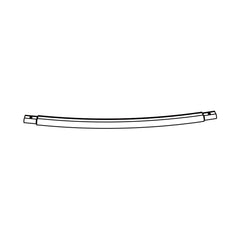 8ft Springless Frame Rail (HJP/HJ2, Top)