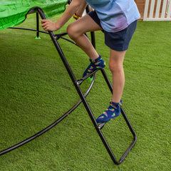 10ft-16ft Ladder (HyperJump, Black)