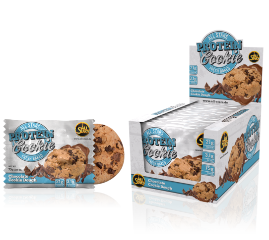 ALL STARS PROTEIN COOKIES