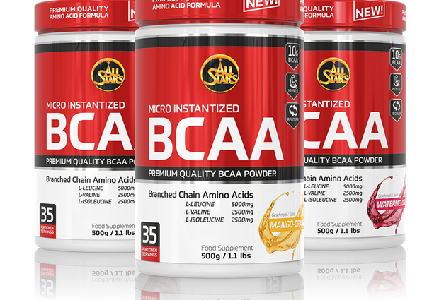 ALL STARS BCAA POWDER FLAVOURED