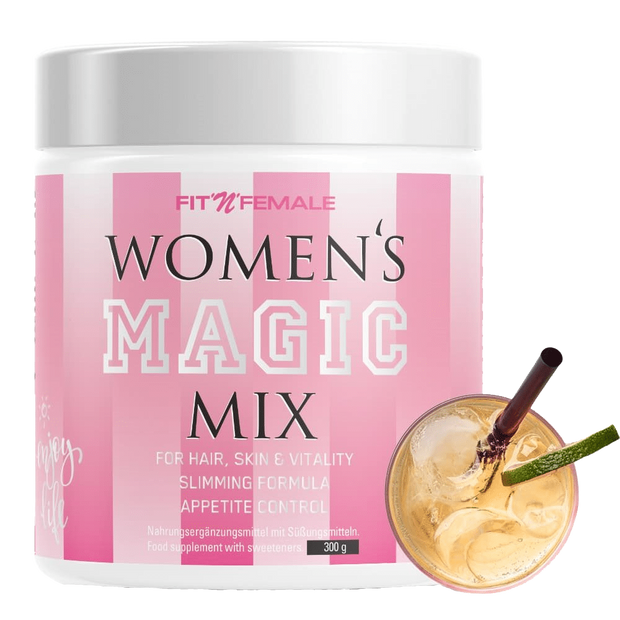 Fit'n'Female WOMEN'S MAGIC MIX