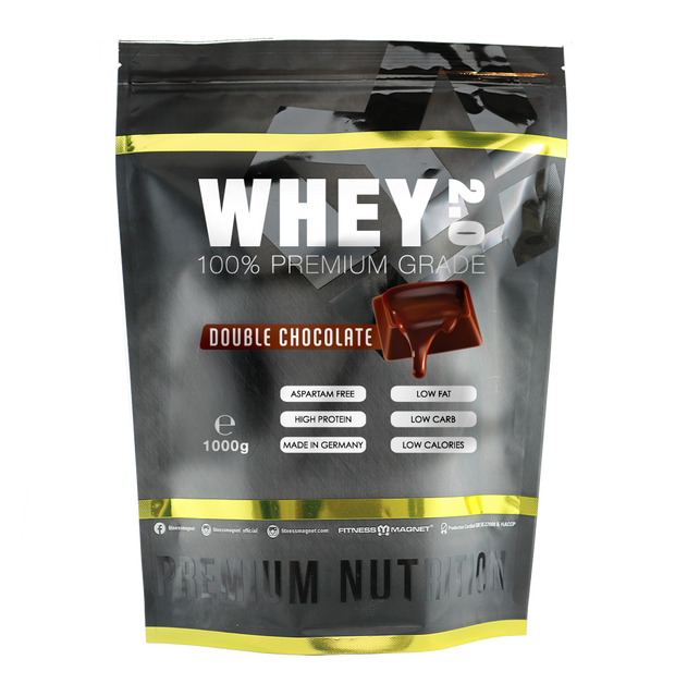Fitnessmagnet Whey Protein