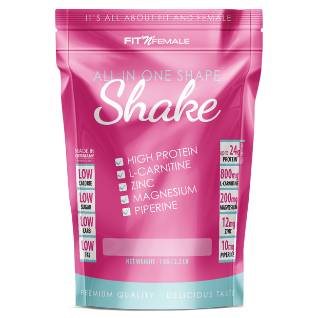 Fit'n'Female ALL-IN-ONE SHAPE SHAKE