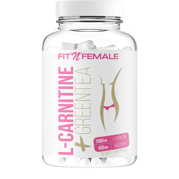 Fit'n'Female L-CARNITINE + GREENTEA