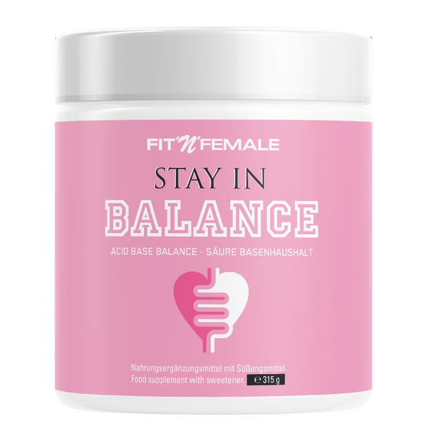 Fit'n'Female STAY IN BALANCE