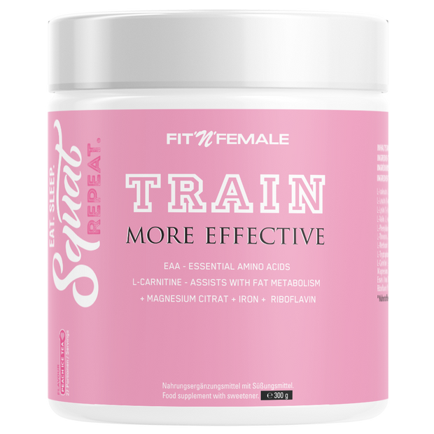 Fit'n'Female TRAIN – MORE EFFECTIVE