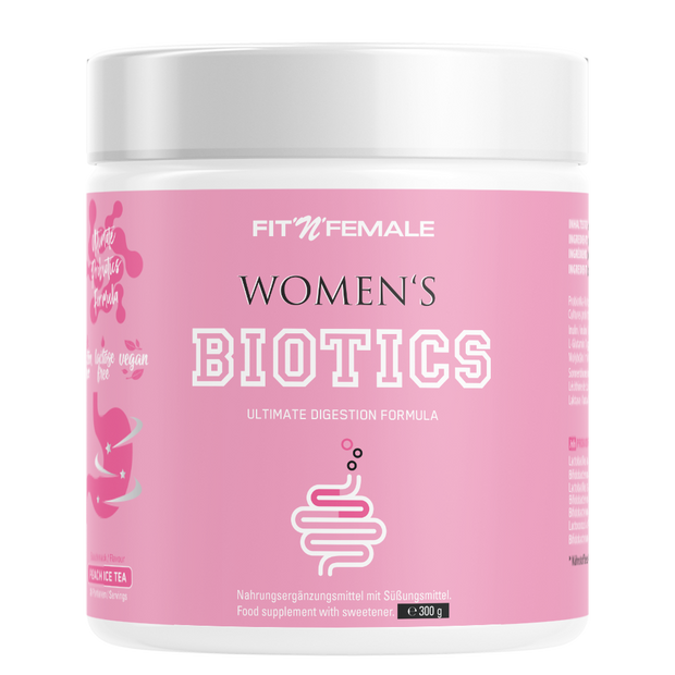 Fit'n'Female WOMEN'S BIOTICS