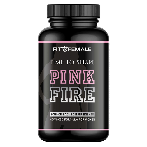 Fit'n'Female FATBURNER PINK FIRE