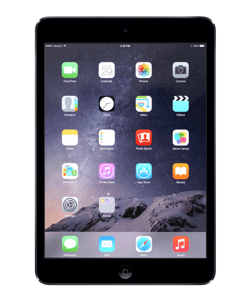 iPad Mini 3 Zwart Wifi Only