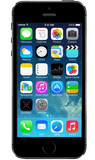 iPhone 5S Zwart