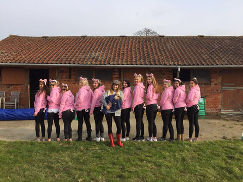 Pig Hen Party