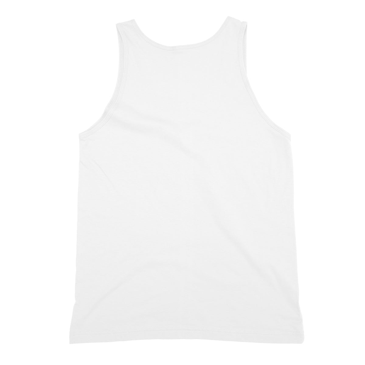 KLP White Background Logo Softstyle Tank Top