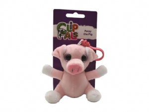 Patsy the Pig Clip Pal