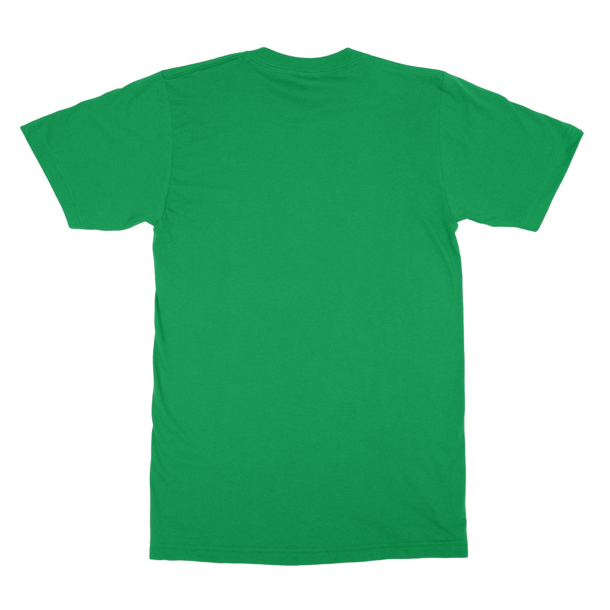 Green Logo  Softstyle T-Shirt
