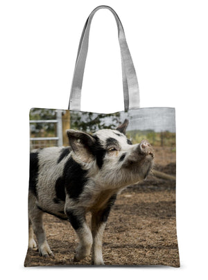 Gizmo Sublimation Tote Bag