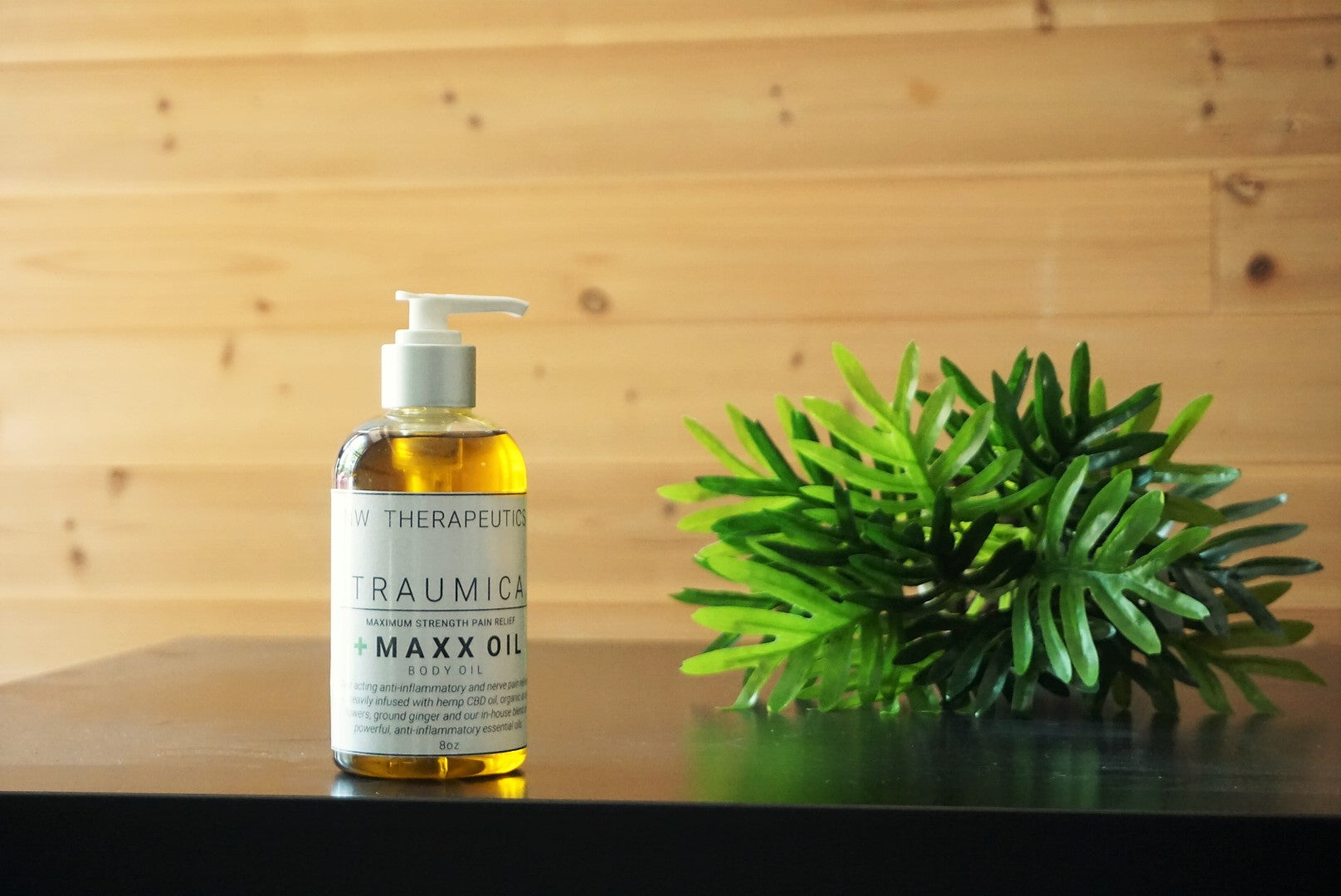 Traumica Maxx Oil