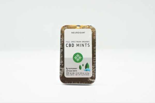 Neurogan CBD Mints 250mg CBD