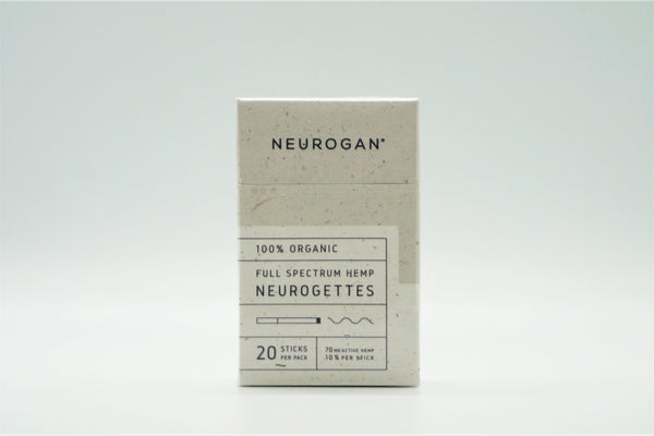 Neurogettes CBD Cigarettes 20-Pack