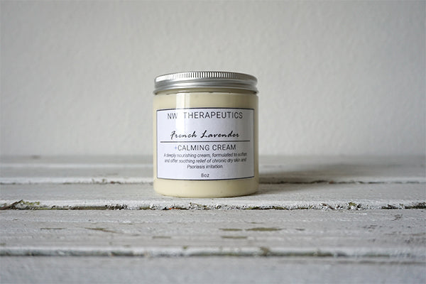 French Lavender Calming Cream