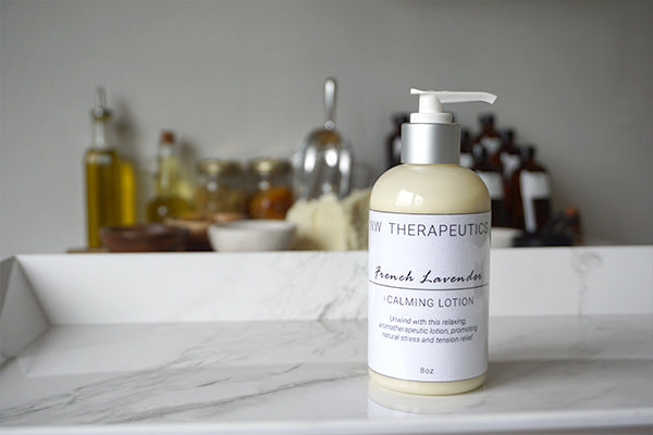 French Lavender Calming Lotion