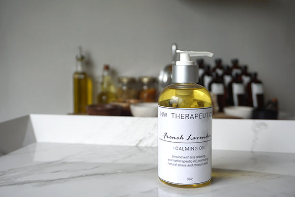 French Lavender Calming Oil