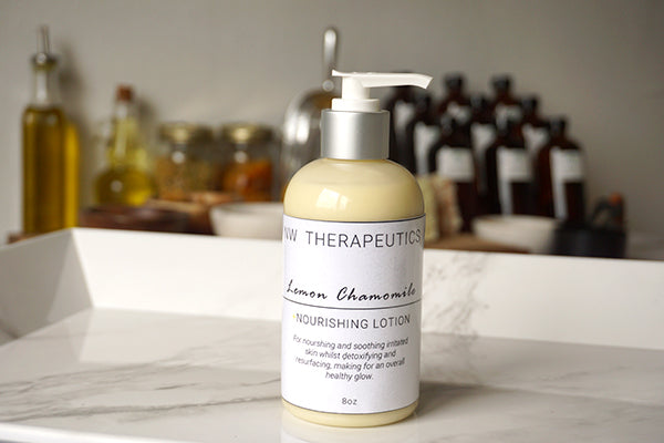 Lemon Chamomile Nourishing Lotion