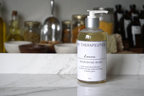 Lemon Nourishing Wash