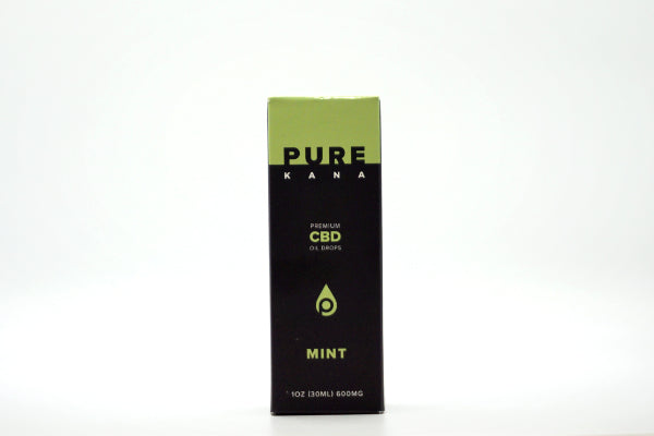 Mint CBD Oil 600mg