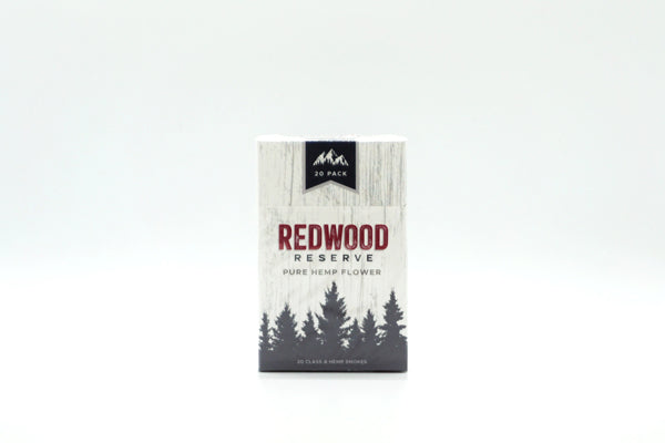 Redwood Reserve CBD Hemp Smokes