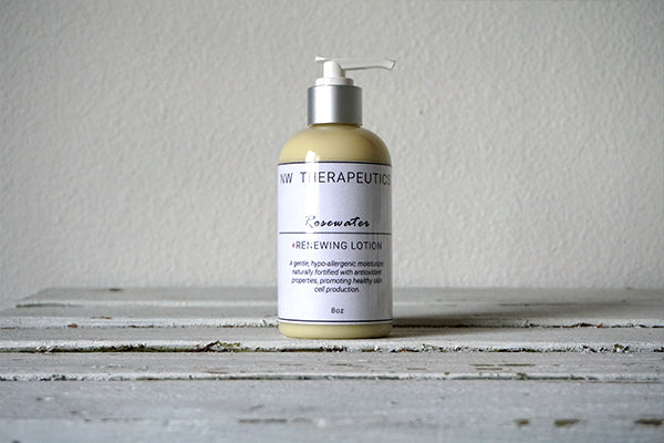 Rosewater Renewing Lotion