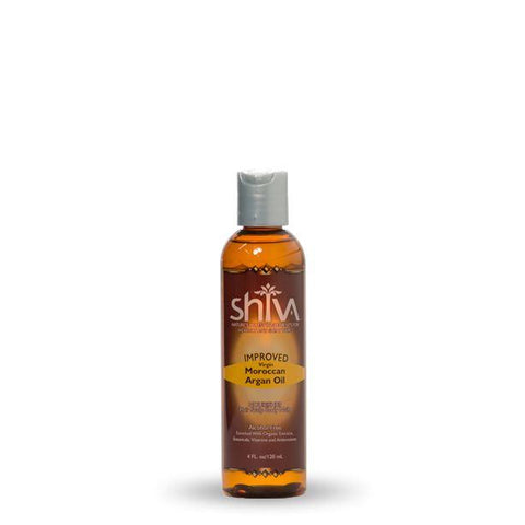 Shiva Moroccan Argan Oil HAIR OIL SHIVA 4 oz