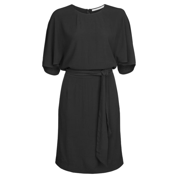 Bat Sleeve Dress