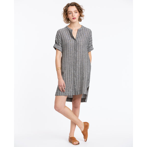 Athena Button Up Dress
