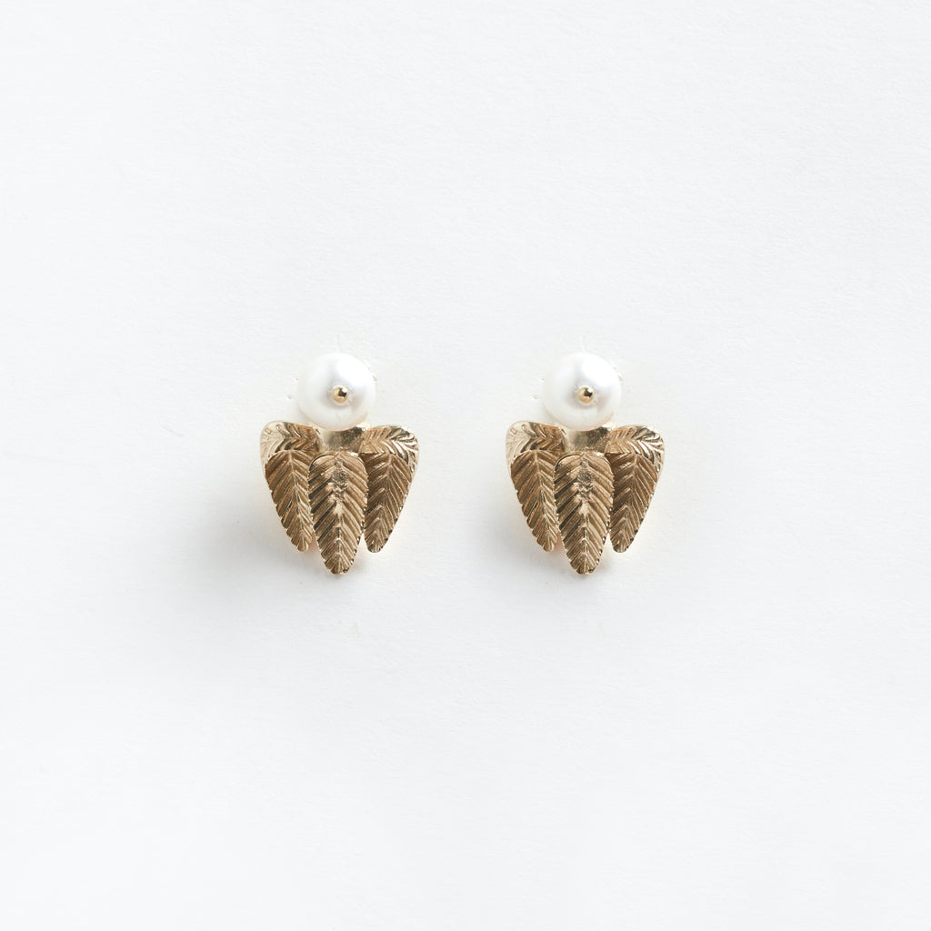 Demeter Earrings Gold