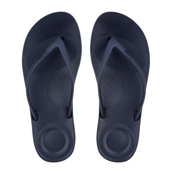 IQushion Flip Flops Midnight Navy