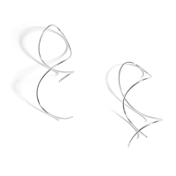 Infinity Twist Earrings