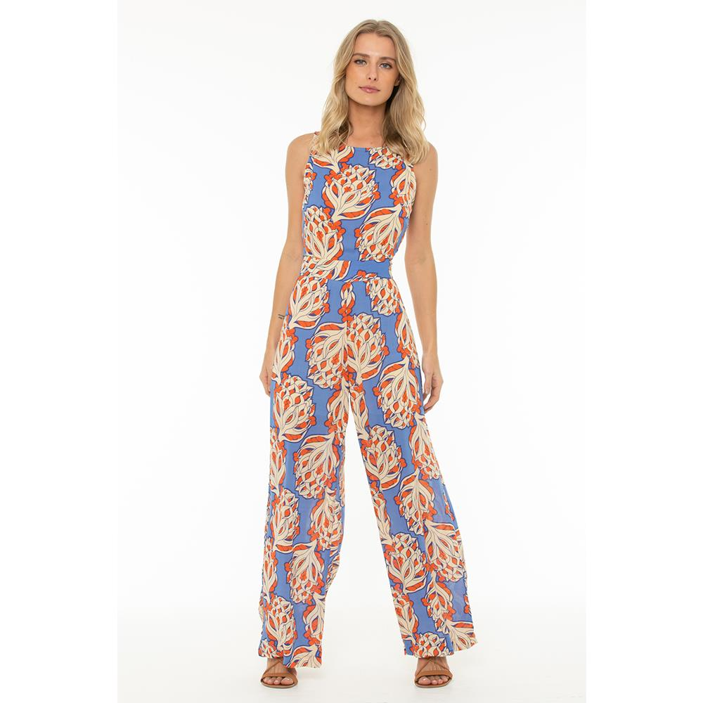 Tonikka Long Jumpsuit