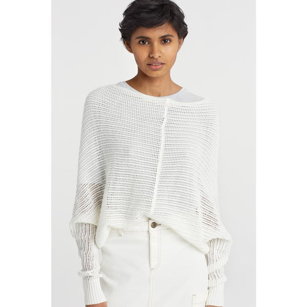Oversize Drape Sweater