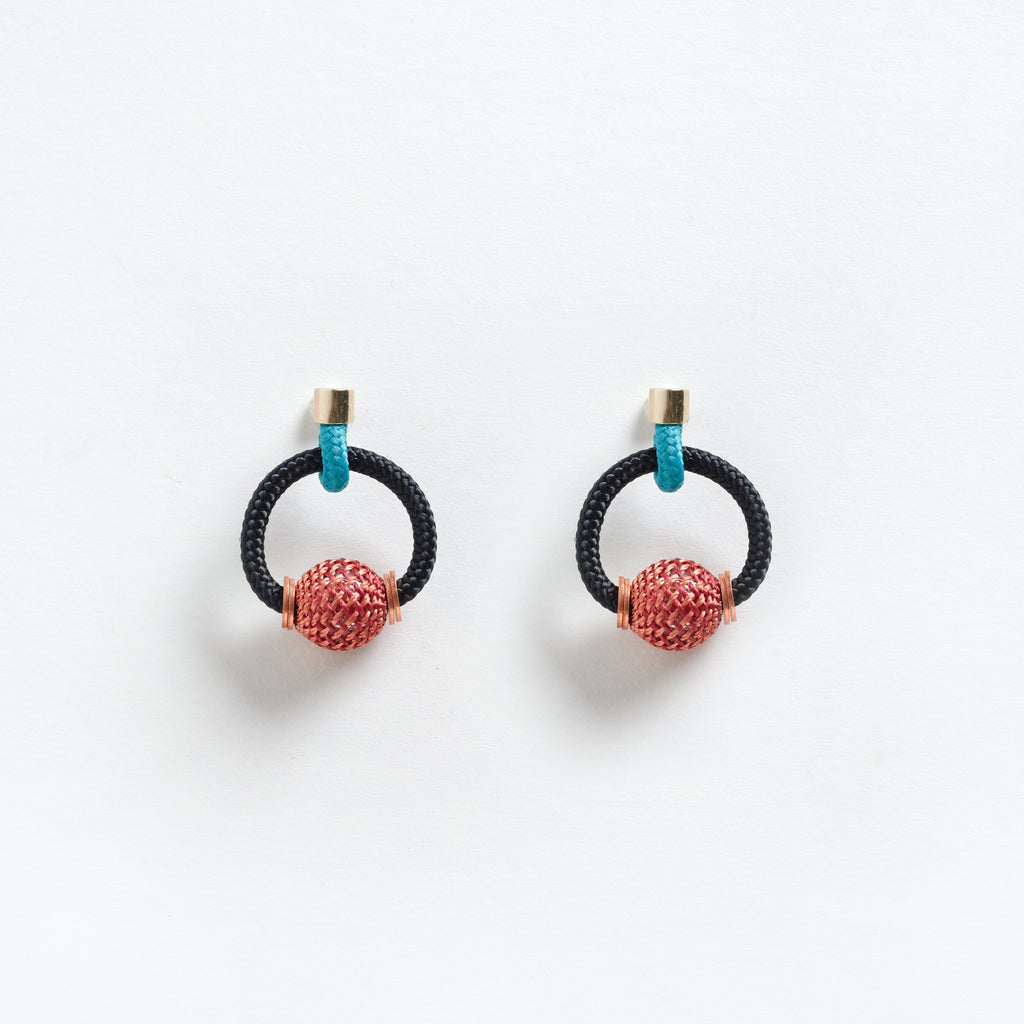 La Bamba Earrings Black